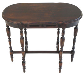 Early 20th Century hall side table