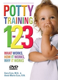 VIDEO on DVD | Potty Training 1-2-3 (SKU-1701)