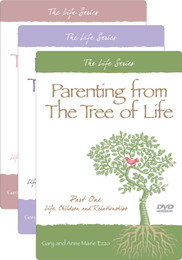 VIDEO SERIES on DVD | Parenting from the Tree of Life (SKU-2501)