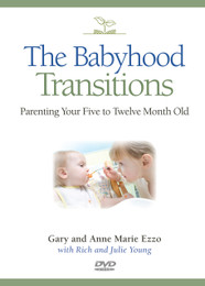 The Babyhood Transitions 4 Session DVD Series