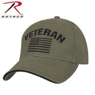 Rothco Vintage Veteran Low Pro Cap