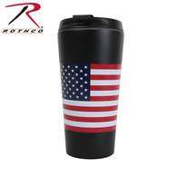 Rothco US Flag Travel Cup