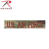 Scorpion Camo U.S. Air Force Branch Tape