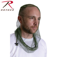 Rothco Deluxe Long Length Mosquito Headnet