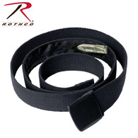 """Rothco 54"""" Travel Web Belt Wallet With Hidden Interior Compartment"""