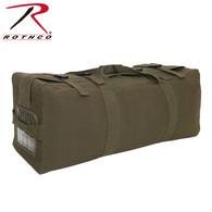 Rothco GI Type Enhanced Canvas Duffle Bag