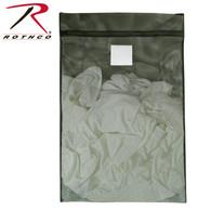 Rothco Washable Zippered Mesh Laundry Barracks Bag
