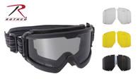 Rothco ANSI Ballistic OTG Goggle System