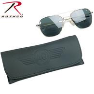 AO Eyewear 55MM Polarized Pilot Sunglasses