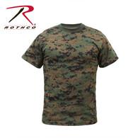 Rothco Kids Digital Camo T-Shirt