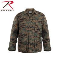 Rothco Digital Camo BDU Shirts
