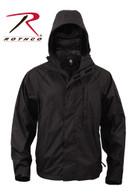 Rothco Packable Rain Jacket