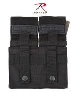 Rothco MOLLE Double M16 Mag Pouch with Inserts