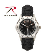 Rothco Paracord Bracelet Watch