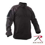 Rothco 1/4 Zip Military Fire Retardant NYCO Combat Shirt