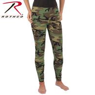 Rothco Womens Camo Leggings