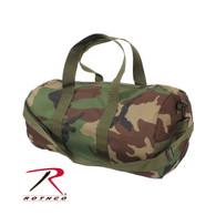 Rothco Camo Shoulder Duffle Bag - 19 Inches