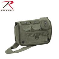 Rothco Vintage Canvas Venturer Survivor Shoulder Bag