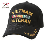 Rothco Deluxe Vietnam Veteran Military Low Profile Shadow Caps