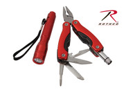Rothco Multi Tool & Flashlight Gift Set