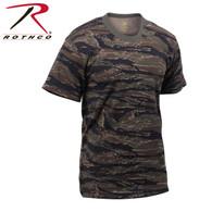 Rothco Tiger Stripe Camo T-Shirts