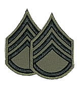 Rothco Staff Sergeant Chevron Patch