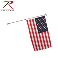 Rothco Flag Pole With Bracket