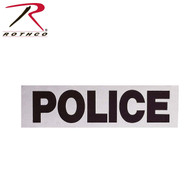 Rothco Reflective Police Patch