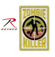 Rothco Zombie Killer Morale Patch