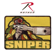 Rothco Sniper Morale Patch