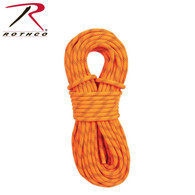 Rothco 150' Orange Rescue Rappelling Rope