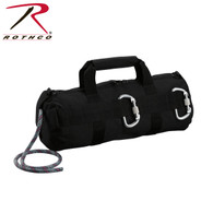 Rothco Black Stealth Rappelling Bag