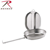 Rothco GI Type Stainless Steel Mess Kit