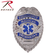 Rothco Deluxe EMT Badge