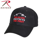 Rothco 2nd Protects 1st Deluxe Low Profile Cap