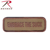 Rothco Embrace The Suck Morale Patch