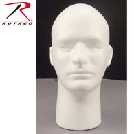 Rothco Male Foam Head With Face