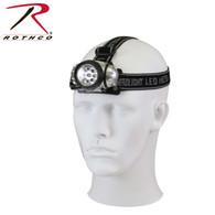 Rothco 9-Bulb LED Headlamp