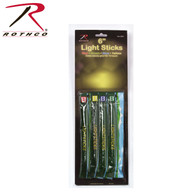 Rothco 4-Pack 6'' Chemicals Lightsticks