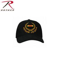 Rothco Vietnam Veteran Supreme Low Profile Insignia Cap
