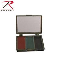 Rothco 3 Color Face Paint Compact