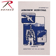 Rothco Air Force Survival Manual