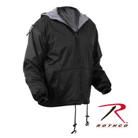 Rothco Reversible Lined Jacket With Hood