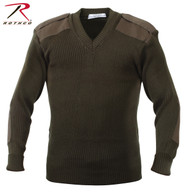 Rothco G.I. Style Acrylic V-Neck Sweater