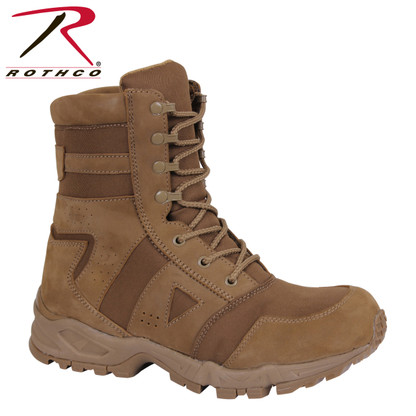 4faffaec5e9 Rothco AR 670-1 Coyote Forced Entry Tactical Boot - LMGS Online
