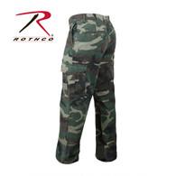 Rothco Vintage 6-Pocket Flat Front Fatigue Pants