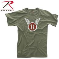 Rothco Vintage ''11th Airborne'' T-Shirt