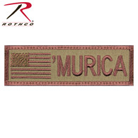 "Rothco ""Murica"" Flag Patch"