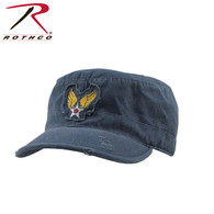 Rothco Vintage Fatigue Cap With Winged Star