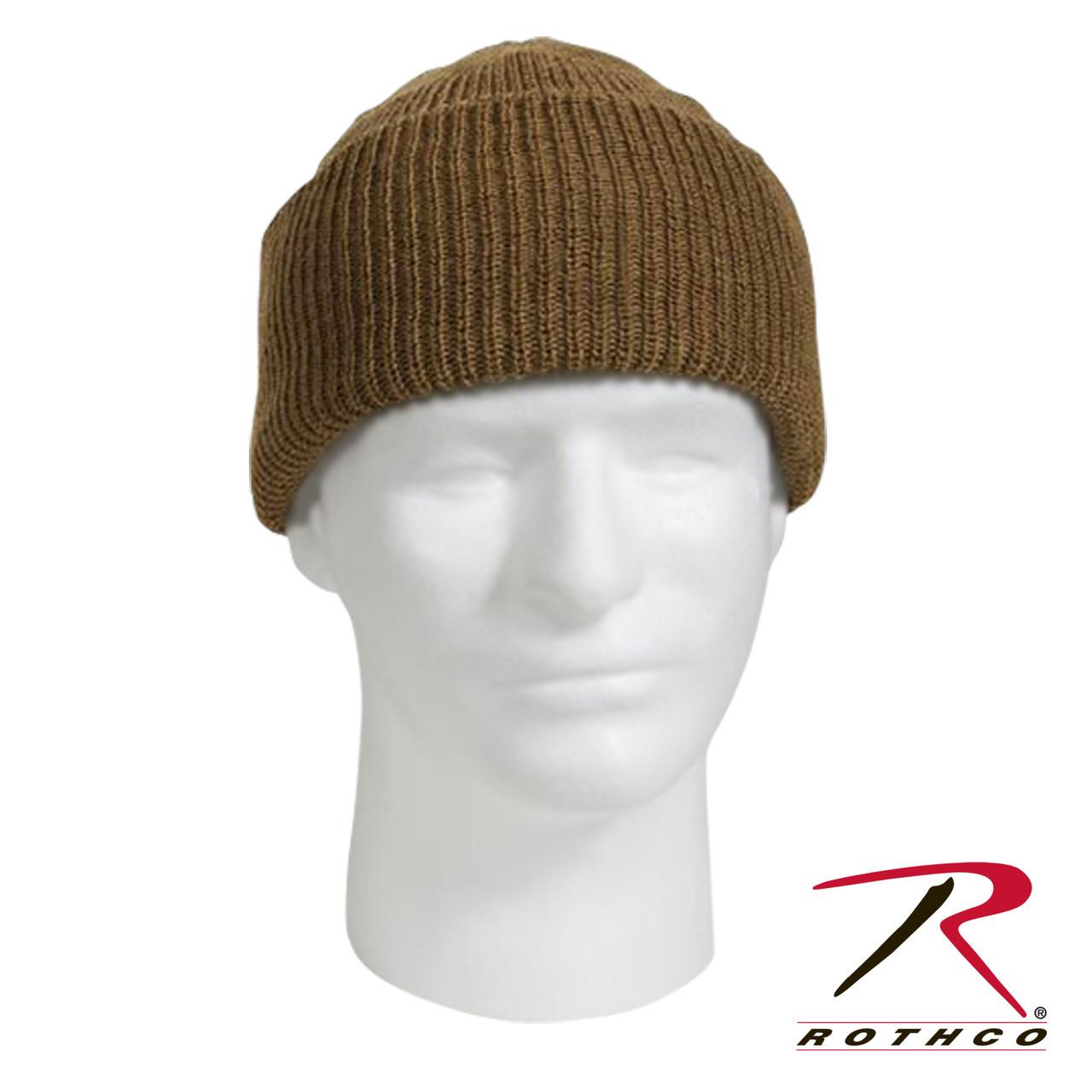 7634cb76 Genuine G.I. Wool Watch Cap - LMGS Online